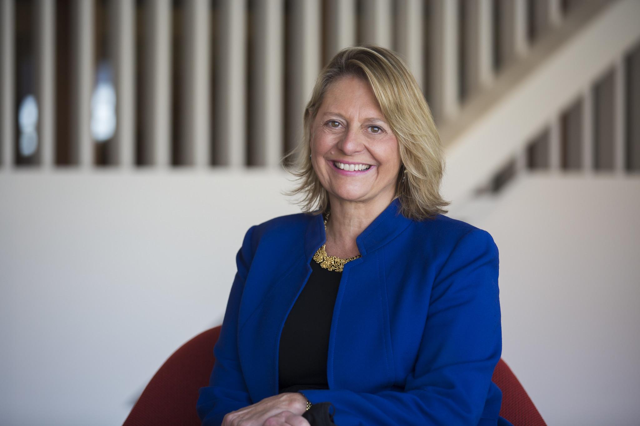 Bennington College President Laura Walker