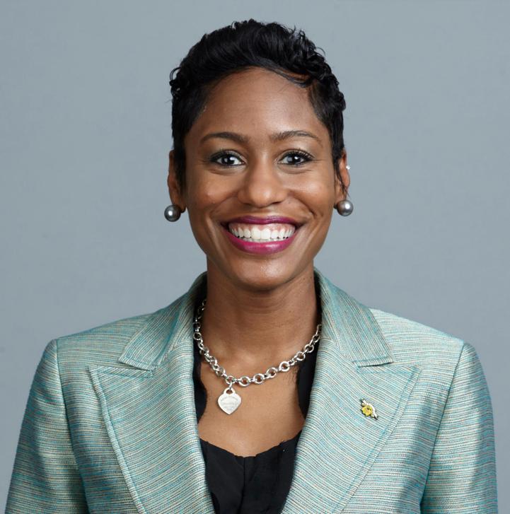 Dr. Angelita Howard